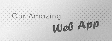 Coming Soon: Our Awesome Web